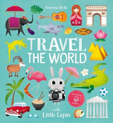 Travel the World with Little Lapin (Paperback)