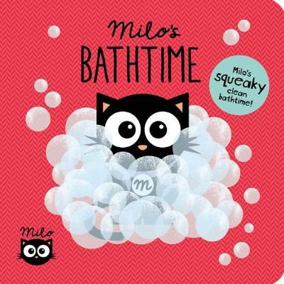 Milo's Bathtime (Bath book)
