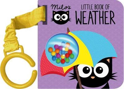 Milo's Little Book of Weather (Board book)