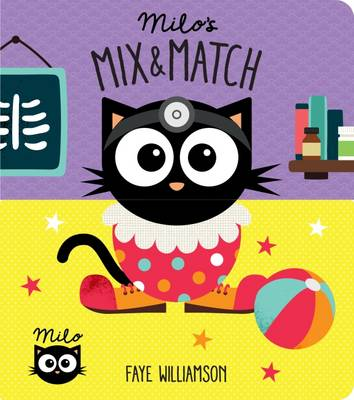 Milo's Mix and Match (Board book)