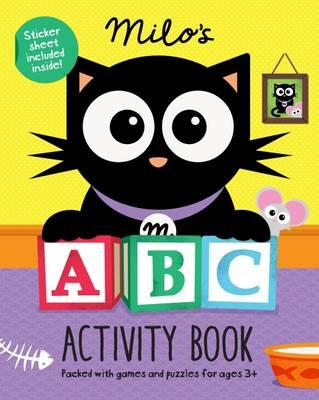 Milo's ABC Activity Book (Paperback)