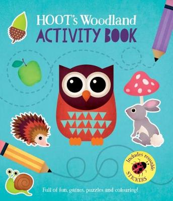 Hoot's Activity Book (Paperback)