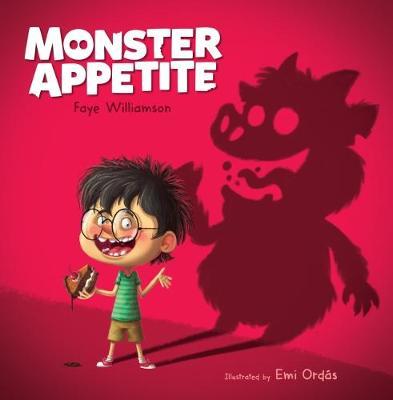 Monster Appetite (Paperback)