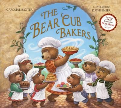 The Bear Cub Bakers (Paperback)