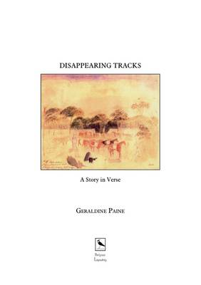 Disappearing Tracks: A Story in Verse (Paperback)