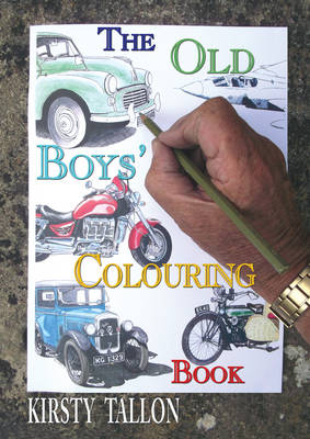 The Old Boys' Colouring Book (Paperback)