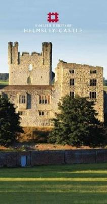 Helmsley Castle - English Heritage Red Guides (Paperback)