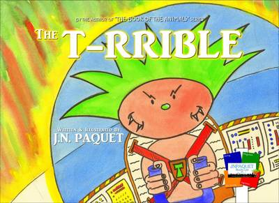The T-RRIBLE: Book 1 (Paperback)