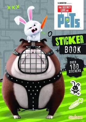 The Secret Life of Pets Sticker Book (Paperback)
