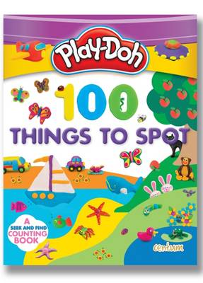 Play-Doh! 100 Things to Spot (Paperback)
