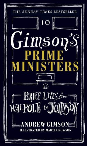 Cover Gimson's Prime Ministers