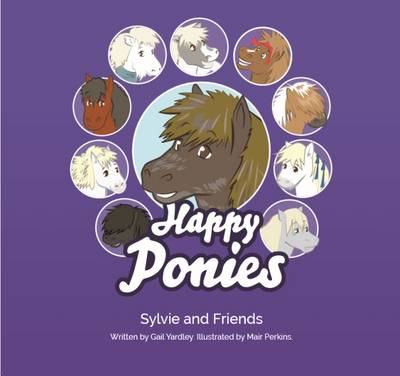 Sylvie and Friends 2014 - Happy Ponies 1 (Paperback)