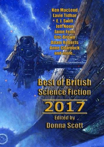 Best of British Science Fiction 2017 (Paperback)