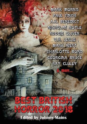 Best British Horror 2018 (Paperback)