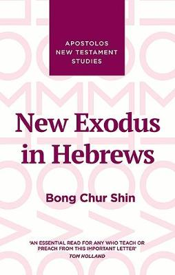 New Exodus in Hebrews (Paperback)