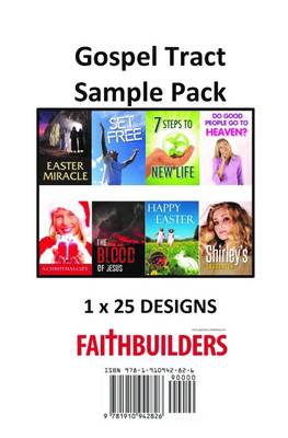 Sample Pack of Gospel Tracts