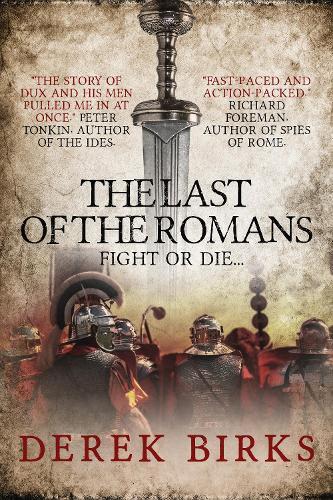 The Last of the Romans - The Last of the Romans 1 (Paperback)