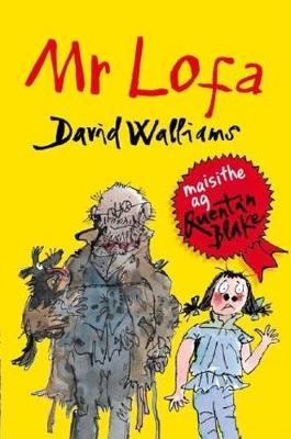 Mr Lofa: Mr Stink in Irish (Paperback)