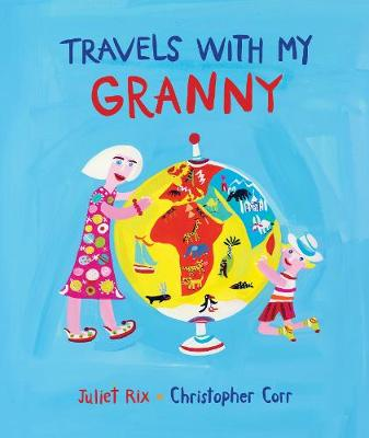 Travels With My Granny (Hardback)