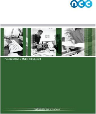 Functional Skills Maths Entry Level 3 (Paperback)