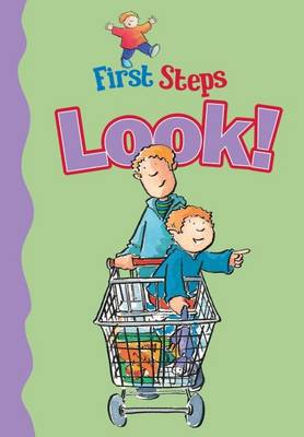 Look! - First Steps 8 (Hardback)