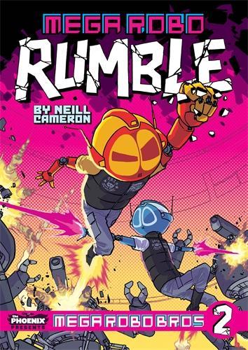 Mega Robo Bros 2: Mega Robo Rumble (Paperback)