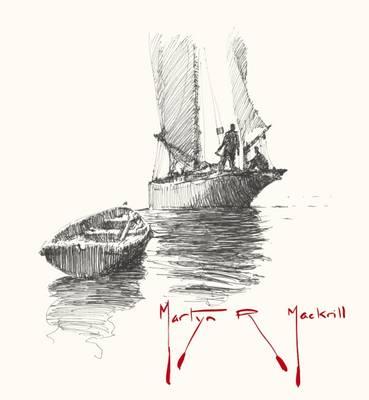 Martyn Mackrill: Writer, Sailor, Soldier, 'Spy' (Paperback)