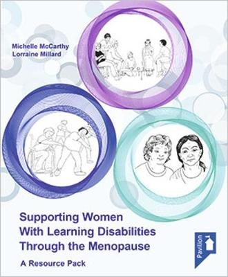 Supporting Women with Learning Disabilities Through the Menopause: A Manual and Training Resource for Health and Social Care Workers (Hardback)