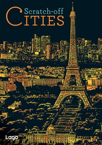 Scratch-Off Cities (Paperback)