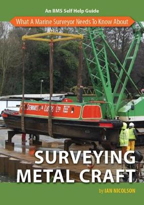 What a Marine Surveyor Needs to Know About Using Surveying Metal Craft (Paperback)