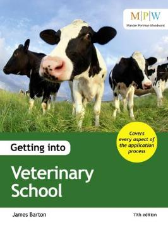 Getting into Veterinary School (Paperback)