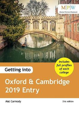 Getting into Oxford & Cambridge 2019 Entry (Paperback)
