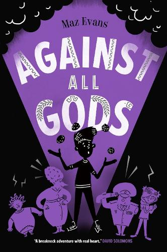 Against All Gods - Who Let the Gods Out? 4 (Paperback)