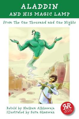 Aladdin and His Magic Lamp: One Thousand and One Nights (Paperback)