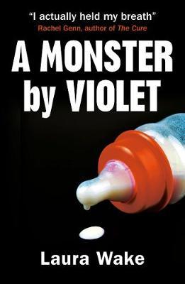 A Monster by Violet (Paperback)