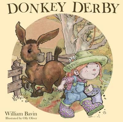 Donkey Derby (Hardback)