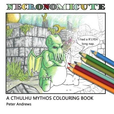 Necronomicute (Paperback)