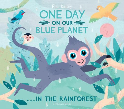 One Day on Our Blue Planet 3: in the Rainforest (Hardback)