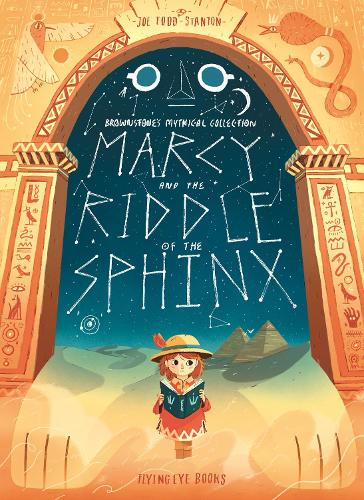 Brownstone's Mythical Collection: Marcy and the Riddle of the Sphinx (Hardback)