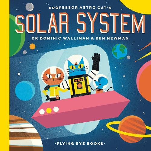 Professor Astro Cat's Solar System (Hardback)