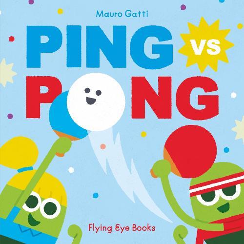 Ping vs. Pong (Hardback)
