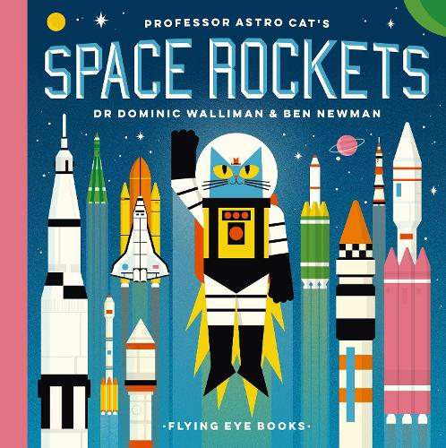 Professor Astro Cat's Space Rockets - Professor Astro Cat (Hardback)