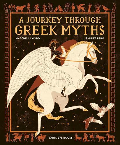 A Journey Through Greek Myths (Hardback)