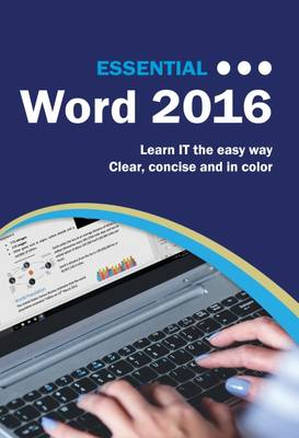 Essential Word 2016 - Computer Essentials (Paperback)