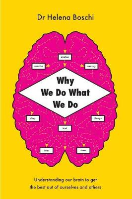 Why We Do What We Do: Understanding Our Brain to Get the Best Out of Ourselves and Others (Paperback)