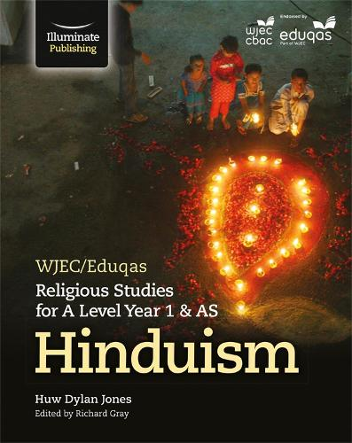 WJEC/Eduqas Religious Studies for A Level Year 1 & AS - Hinduism (Paperback)