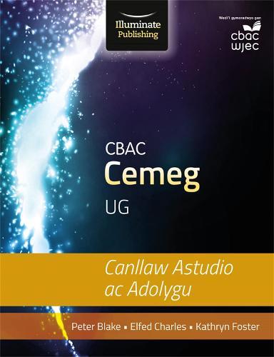 CBAC UG Cemeg Canllaw Astudio ac Adolygu (Paperback)