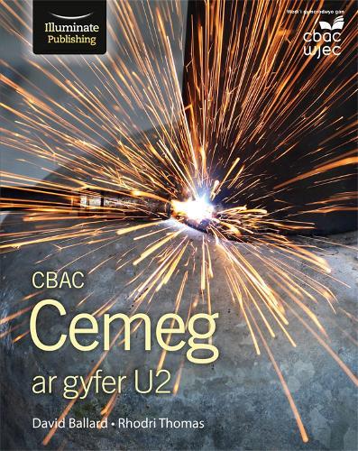 CBAC Cemeg ar gyfer U2 (Paperback)