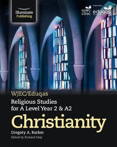 WJEC/Eduqas Religious Studies for A Level Year 2/A2: Christianity (Paperback)
