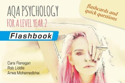 AQA Psychology for A Level Year 2: Flashbook (Paperback)